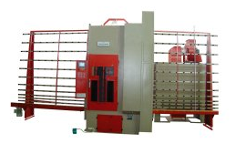 Sand blasting machine used new flat glass