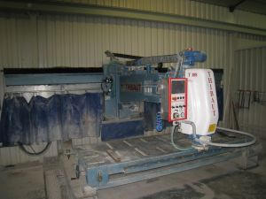 Thibaut stone processing T 108 L used