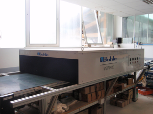 Drying oven, bohle, used